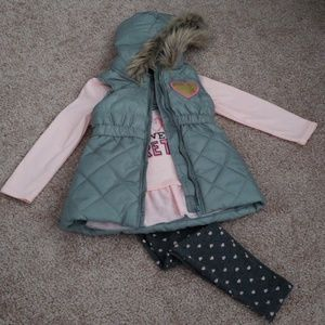 Sz 4T Cute Girls Outfit 😍